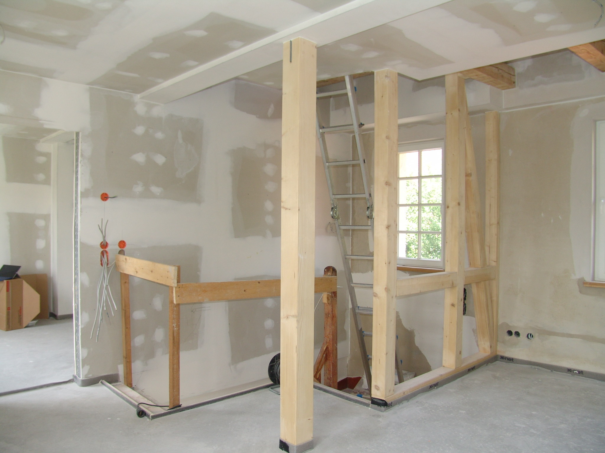 bau+projekt - Planungsbüro Hochbau aktuelles Projekt: Wohnhaus in Hellerau