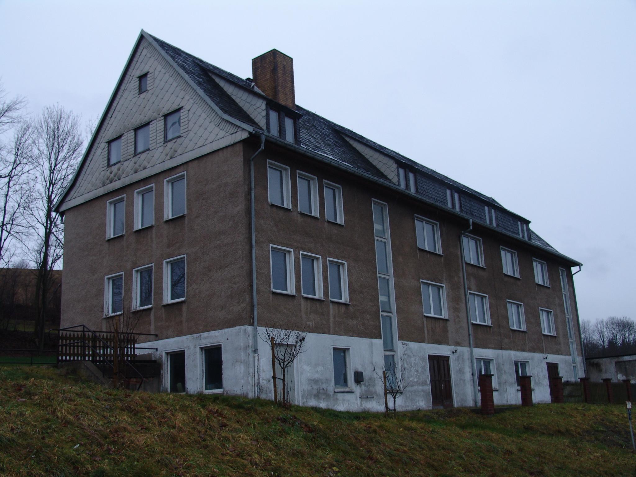 bau+projekt - Planungsbüro Hochbau aktuelles Projekt: Büro- und Werksattgebäude in Lauenstein